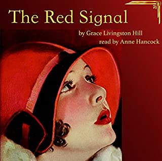 The Red Signal audiobook cover art
