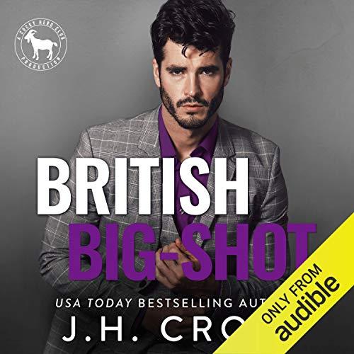 British Big-Shot Audiobook By Hero Club, J. H. Croix cover art