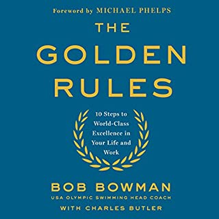 The Golden Rules audiobook cover art