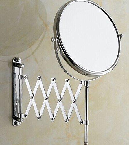 IKEA(イケア) FR?CK 00181982 ミラー, ステンレススチールの写真