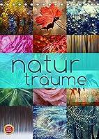 Natur Traeume (Tischkalender 2022 DIN A5 hoch): Traumhafte Fotografien aus dem Blueten und Naturbereich (Monatskalender, 14 Seiten )