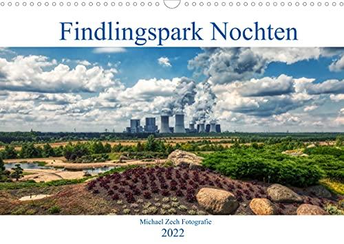 Der Findlingspark in der Lausitz (Wandkalender 2022 DIN A3 quer)