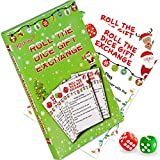 Christmas Game White Elephant Gift Exchange Xmas Holiday Party Decoration Supplies