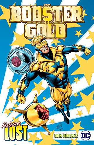 Booster Gold: Future Lost (Booster Gold (1986-1988)) (English Edition)