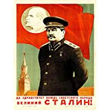 Wee Blue Coo Propaganda Political Soviet Union Lenin Stalin