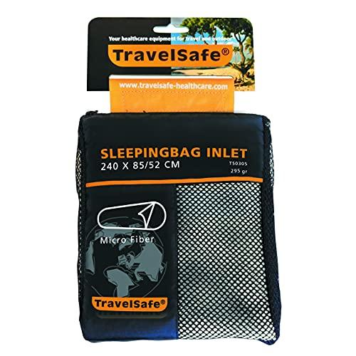 Travelsafe Microfaser- Inlett - Mumienschlafsack