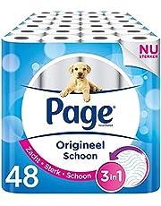 Page wc papier - Orgineel Schoon - 48 rollen - Voordeelverpakking