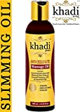 Khadi Global Anti Cellulite Slimming Massage Oil 200 ml With 31+ Powerful Natural