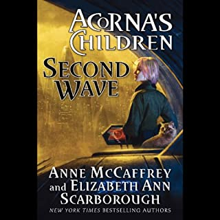 Second Wave audiobook cover art