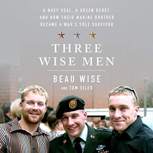 Couverture de Three Wise Men
