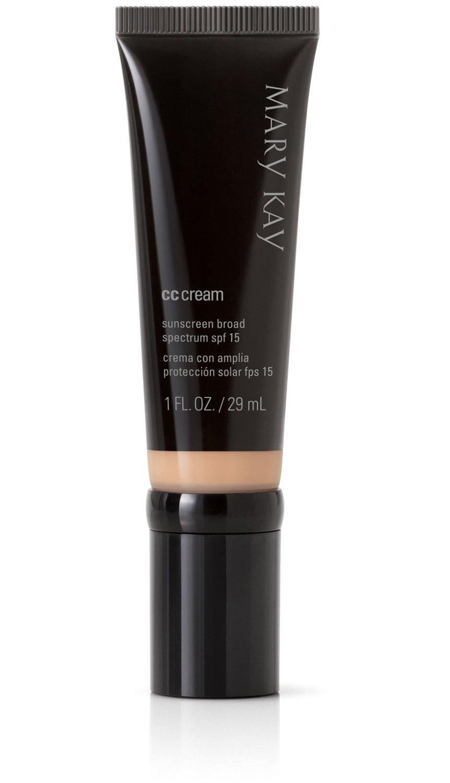 Mary Kay CC Cream with Sunscreen Spectrum SPF Broad 15 Lowest price challenge Arlington Mall Medium to