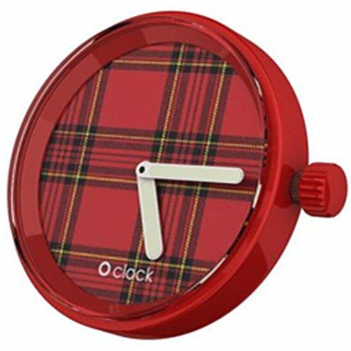 O Clock OCF68-Fullspot–Reloj de pulsera, silicona