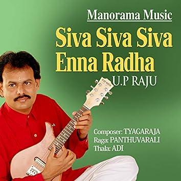 Siva Siva Siva Enna Radha - Panthuvarali - Adi