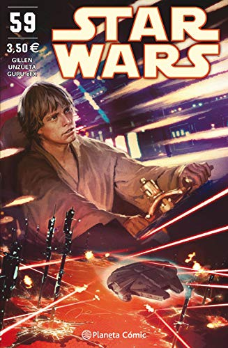 Star Wars nº 59/64 (Star Wars: Cómics Grapa Marvel)