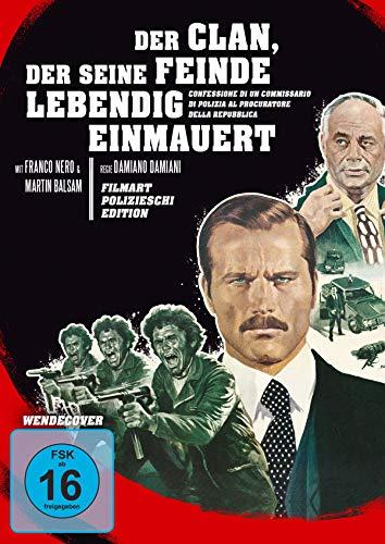 Der Clan, der seine Feinde lebendig einmauert - Limitiert auf 1000 Exemplare (+ DVD) [Blu-ray]