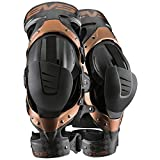 EVS Axis Pro Black Copper-S - Rodilleras