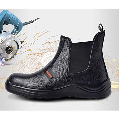 Zapatos de seguridad El trabajo de seguridad resistente al a