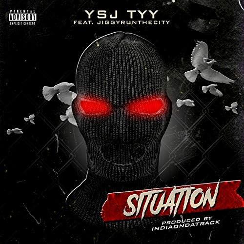 YSJ Tyy feat. JiggyRunTheCity
