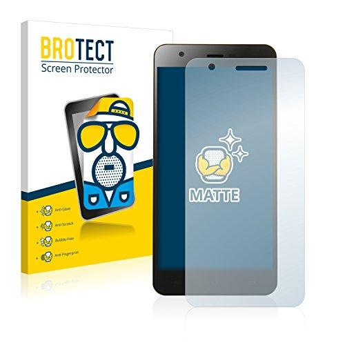 BROTECT 2X Entspiegelungs-Schutzfolie kompatibel mit Jiayu S3 Pro Bildschirmschutz-Folie Matt, Anti-Reflex, Anti-Fingerprint