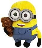 Peluche Minion Bob con Osito Super Suave