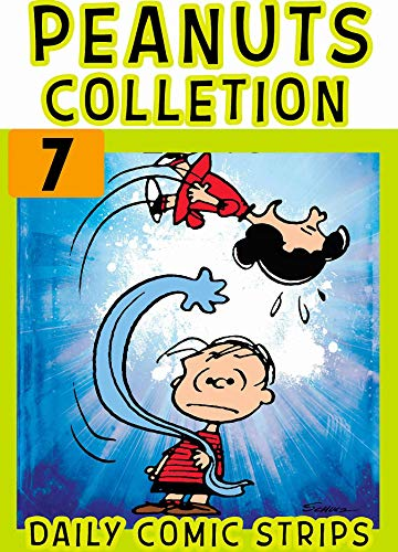 Daily Pea: Collection Book 7 - New 2020 Funny Peanuts Snoopy Comic Strips Cartoon For Kids (English Edition)