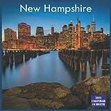 New Hampshire Calendar 2022: Official New Hampshire State Calendar 2022, 16 Month Calendar 2022