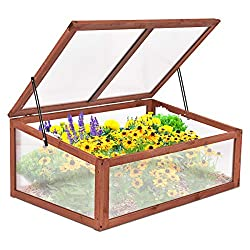 gifts for gardeners ideas -- cold frame