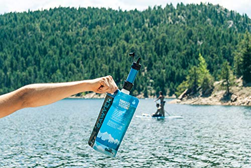 Sawyer Products Water Filtration System