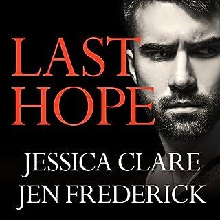 Last Hope audiobook cover art