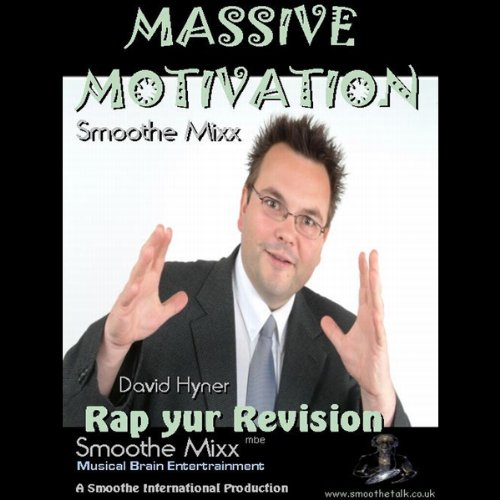 Massive Motivation audiobook cover art