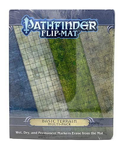 Paizo Publishing Pathfinder: Flip-Mat - Basic