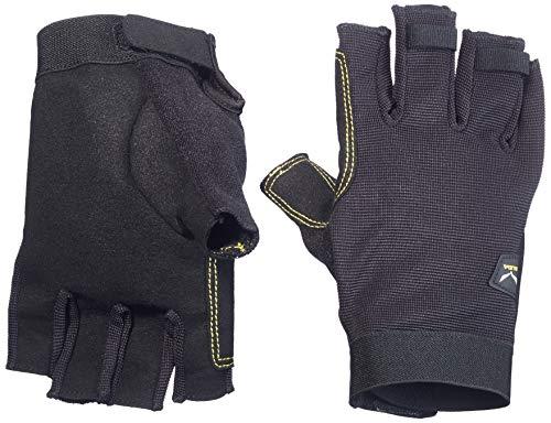Salewa Unisex Via Ferrata Dst gloves, Schwarz, XL EU