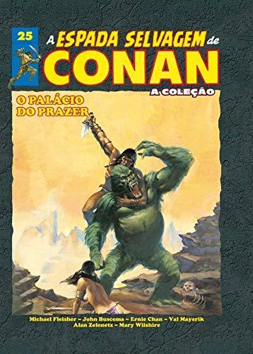 A Espada Selvagem de Conan Vol.25 - A Coleção