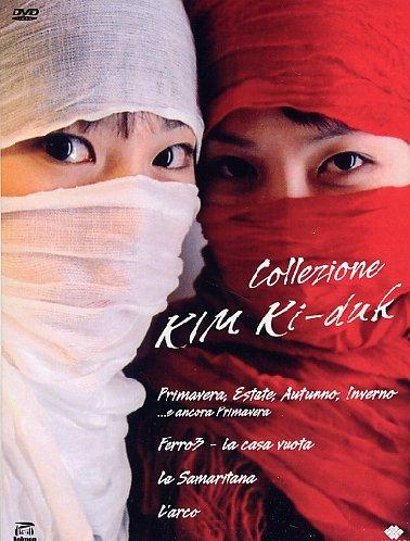 Collezione Kim Ki-duk - Primavera, estate, autunno, inverno... e ancora primavera + Ferro 3 - La casa vuota + La samaritana + L'arco [4 DVDs] [IT Import]