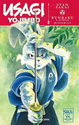 Usagi Yojimbo IDW nº 01: Bunraku y otras historias (Spanish Edition)