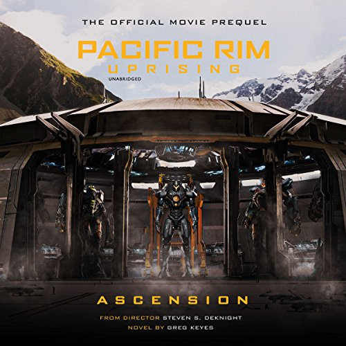 Pacific Rim Uprising: Ascension audiobook cover art