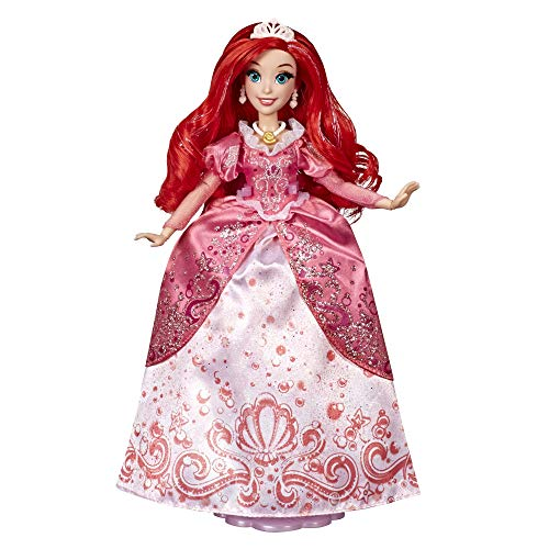 Disney Princess Deluxe Ariel Fashion Doll