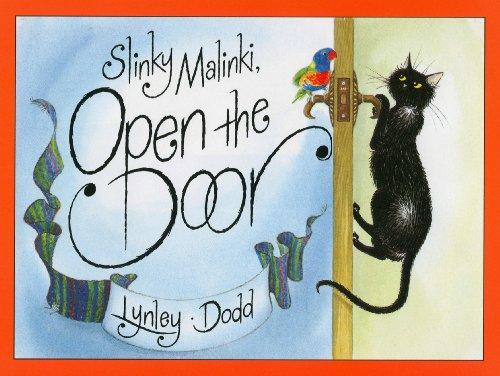 Slinky Malinki, Open the Door (English Edition)