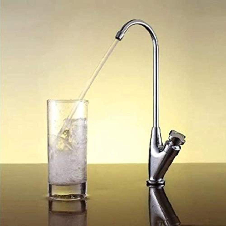 360 ° drehbarer Wasserhahn Retro Wasserhahnküchen Bleifrei Trinkwasserhahn Wasserfilter Trinkbrunnen Wasserhahn