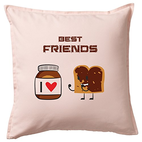 Kissen Nutella Funny Cushion/Pillow (Rosa)