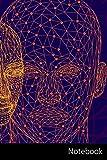 Notebook: Psicologia, Virtuale, Realtà, Psiche agenda / quaderno delle annotazioni / diario / libro di scrittura / taccuino / carnet / zibaldone - 6 ... x 22,86 cm), 150 pagine, superficie lucida.