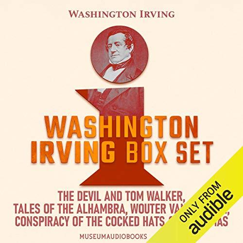 『Washington Irving Box Set』のカバーアート