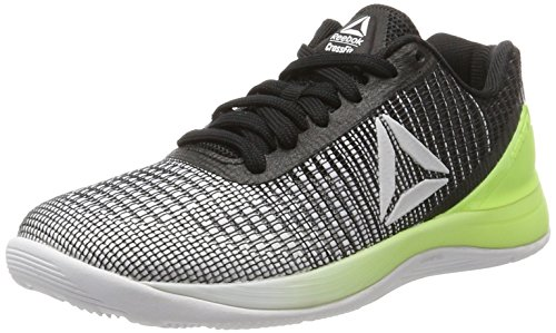 Reebok R Crossfit Nano 7.0, Zapatillas de Running Unisex, Blanco (White/Electric Flash/Black),...