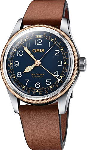 ORIS(オリス)『ビッグクラウン ポインターデイト(01 754 7741 4365-07 5 20 58)』