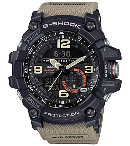 Casio Men's G-Shock GG1000-1A5 Beige Resin Japanese Quartz Sport Watch