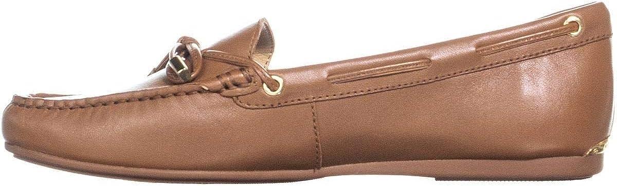 Michael Kors Womens 激安通販ショッピング Sutton Slip Leather On Loafers 送料無料 激安 お買い得 キ゛フト