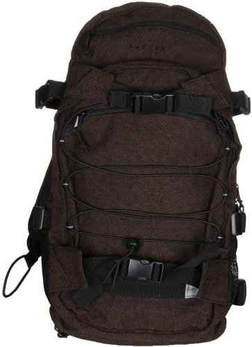 Forvert New Louis Backpack 25 L Flannel Brown