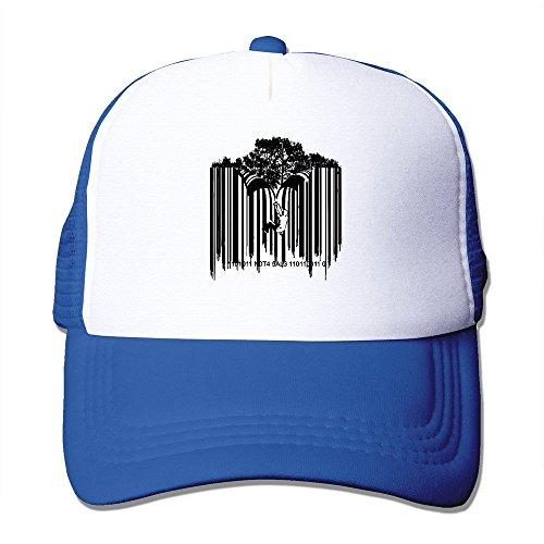 SAXON13 Unisex Baseball-caps Mesh B…
