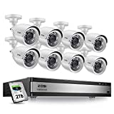 Best 16 Channel Dvrs - ZOSI 1080p 16 Channel Security Camera System,1080N 16 Review