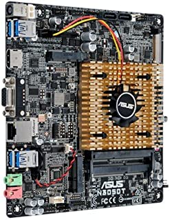 ASUS N3050T - Placa Base (DDR3-SDRAM, SO-DIMM, 1066,1600 MHz, Dual, 8 GB, Intel)